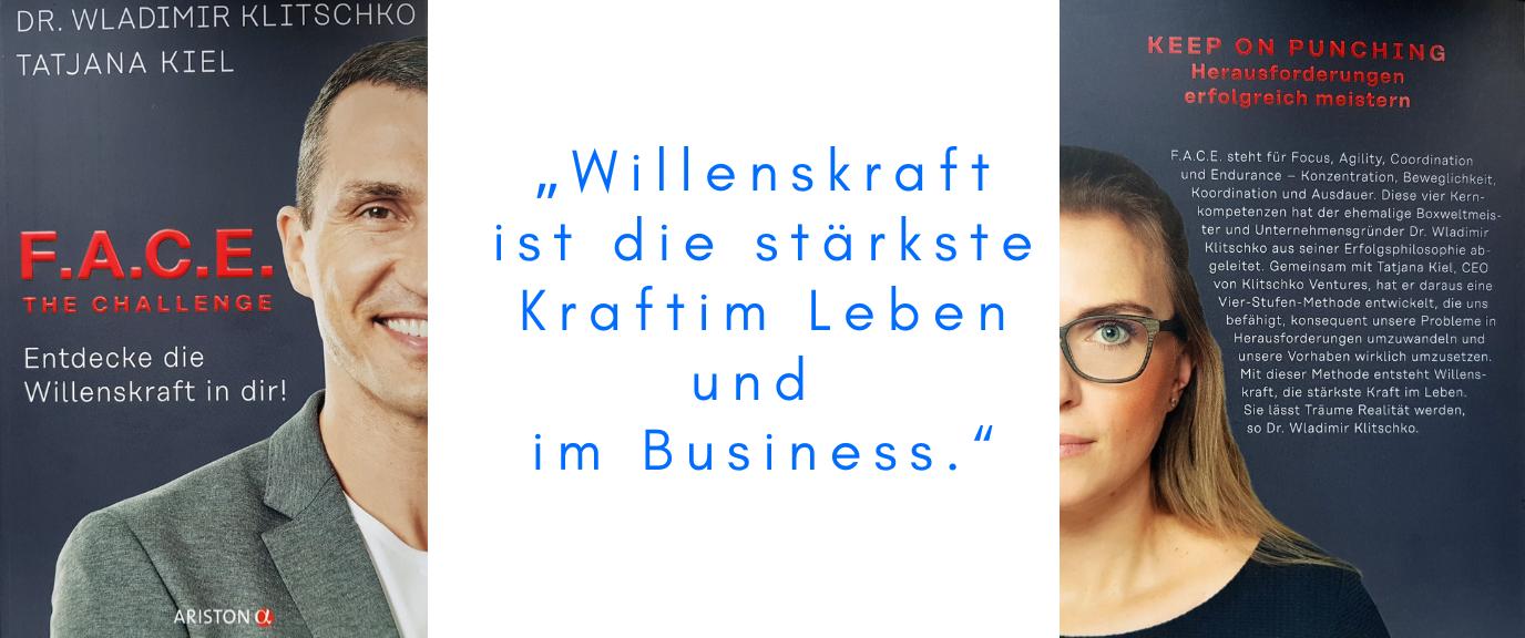 FACE the Challenge | Klitschko Kiel | Storytelling Katrin Klemm
