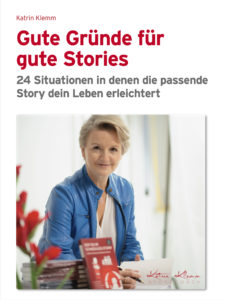 Katrin Klemm | eBook Gute Gründe gute Stories