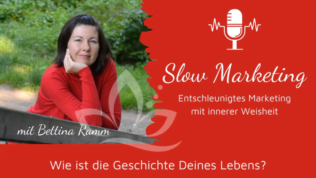 Bettina Ramm Podcast Slow Marketing